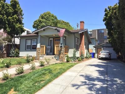 San Diego Multi Family 2-4 For Sale: 4637 Kansas