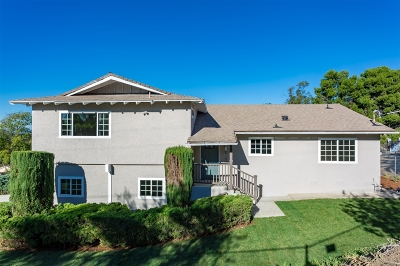 Single Family Home For Sale: 3140 Palm Crest Terrace
