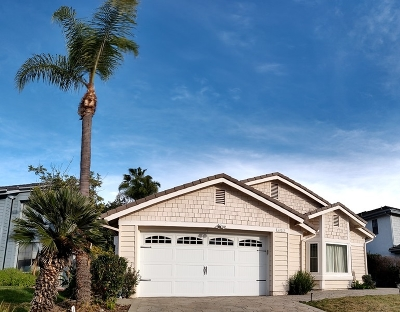 Single Family Home For Sale: 17615 Azucar Way