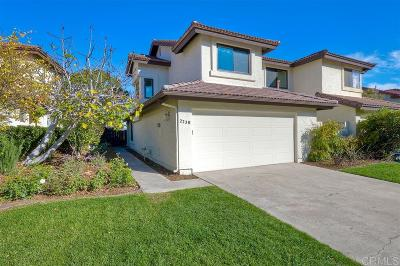Encinitas Condo For Sale: 2235 Summerhill Dr