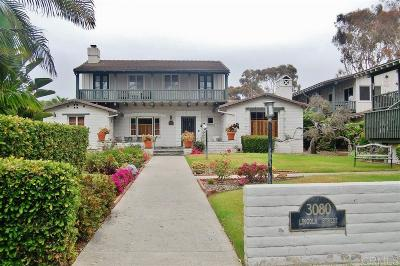 Carlsbad Attached For Sale: 3080 Lincoln St #24