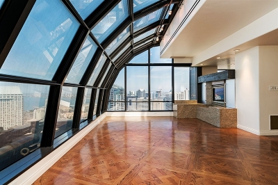 San Diego Attached For Sale: 100 Harbor Drive #4002