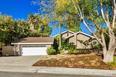 Oceanside Single Family Home For Sale: 5284 Alamosa Park Drive