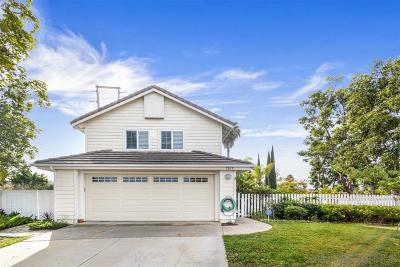 San Diego Single Family Home For Sale: 7015 Schilling Avenue