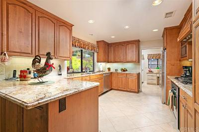 Fallbrook Single Family Home For Sale: 4159 Olive Hill Rd