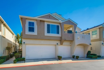 San Diego Townhouse For Sale: 11799 Spruce Run Dr #A