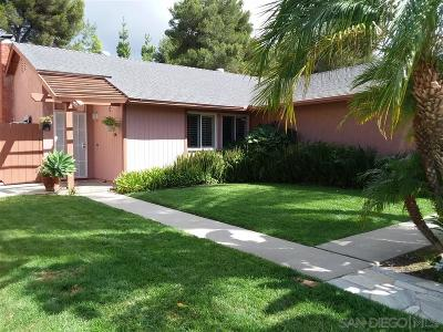 Rancho Penasquitos, Rancho Penesquitos Single Family Home For Sale: 15444 Paseo Ajanta