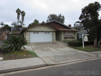 Oceanside Single Family Home For Sale: 312 Cadillac Circle
