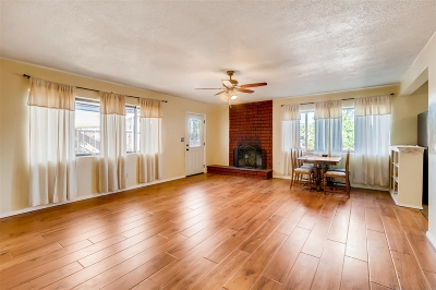 Single Family Home For Sale: 12907 Julian Ave