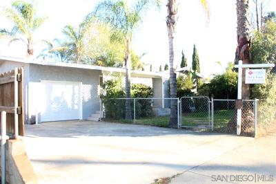Single Family Home For Sale: 1069 S Magnolia Ave