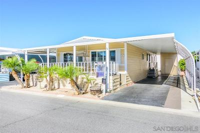 Oceanside Mobile/Manufactured For Sale: 200 N El Camino Real #372