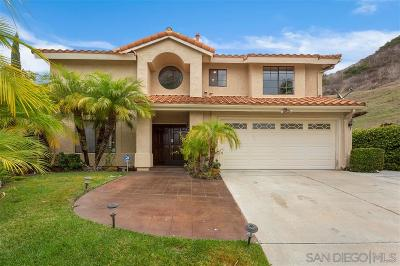Bonita Single Family Home For Sale: 5395 Lavade Ln