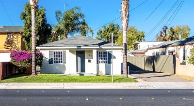 Single Family Home For Sale: 786 W Washington Ave