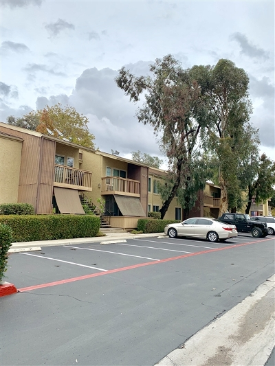 Attached For Sale: 5922 Rancho Mission Blvd #77