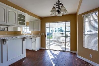 Single Family Home For Sale: 1635 Via Vista