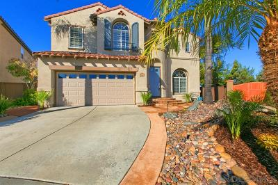 Single Family Home Sold: 11885 Candy Rose Way