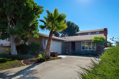 Poway Single Family Home For Sale: 12747 Casa Avenida
