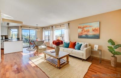 San Diego Attached For Sale: 2849 E St #11