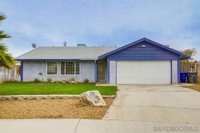 Poway Single Family Home For Sale: 14601 Aldrin St