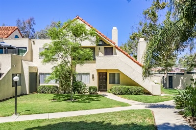 San Diego County Attached For Sale: 321 N Melrose Dr. #C