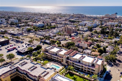 San Diego County Attached For Sale: 450 N Horne St #E25