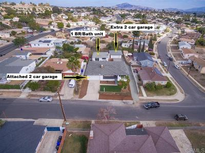 San Diego CA Multi Family 2-4 For Sale: $629,900