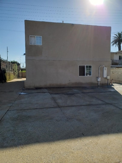 San Diego Multi Family 2-4 For Sale: 3280-82-84-86 National Ave