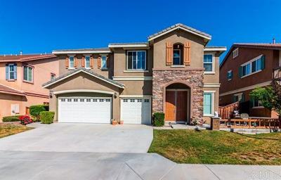 Murrieta CA Single Family Home For Sale: $485,000