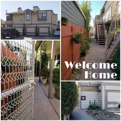 San Diego Attached For Sale: 4114 Ohio Street #101