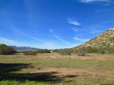 Poway Residential Lots & Land For Sale: 14180 Augusta Ct #2