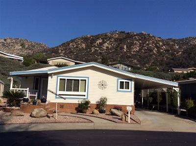 Citrus Gardens, Via Verde Estates, Lawrence Welk, Champagne Village, Rancho Escondido Mobile/Manufactured For Sale: 8975 Lawrence Welk Drive #233