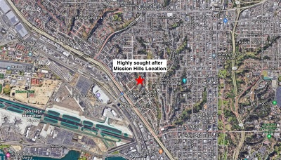 San Diego Residential Lots & Land For Sale: Horton #7