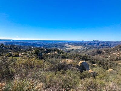 Fallbrook Commercial Lots & Land For Sale: Supale Ranch Rd