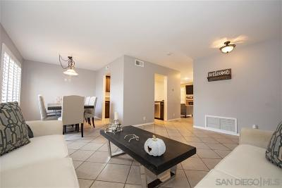 San Diego Townhouse For Sale: 1725 Manzana Way