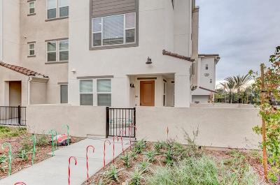San Diego CA Townhouse For Sale: $529,900