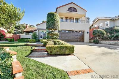 San Diego Single Family Home For Sale: 17849 Aguamiel Rd