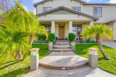 Chula Vista Single Family Home For Sale: 1721 Crossroads St