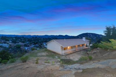 Single Family Home For Sale: 484 Alta Lane