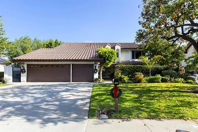 Bonita Single Family Home For Sale: 3209 Bonita Woods Dr