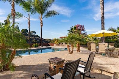 Carlsbad Single Family Home For Sale: 7621 Romeria Street