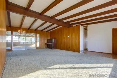 Single Family Home For Sale: 2727 Palm Ln