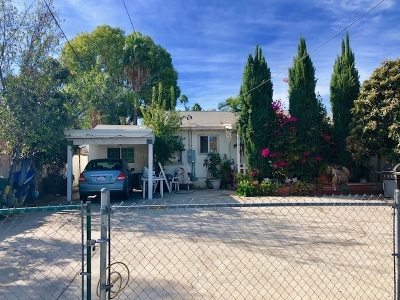 Single Family Home For Sale: 515 N Fig Street