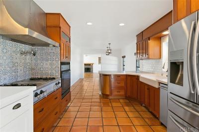 Vista Single Family Home For Sale: 1761 Alta Vista Drive