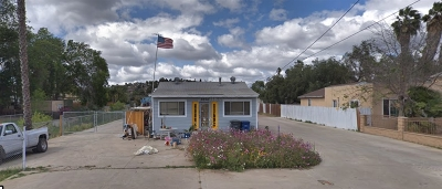 Single Family Home For Sale: 8868 Valencia St