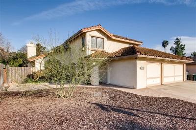 Oceanside Single Family Home For Sale: 5315 Elsinore St