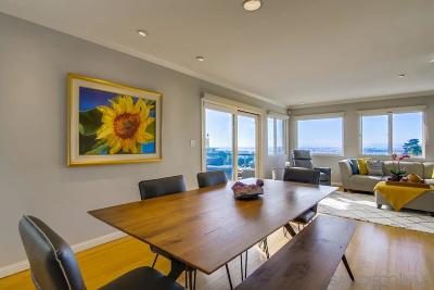 San Diego County Single Family Home For Sale: 3941 Clark Street