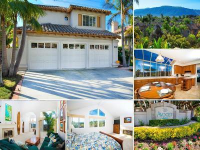 Carlsbad Single Family Home For Sale: 1732 Blackbird Cir