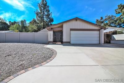 Single Family Home For Sale: 10333 Centinella Drive