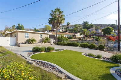 Single Family Home For Sale: 2473 Helix Street