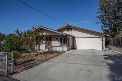 Single Family Home For Sale: 7332 Barkeath Dr